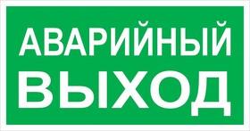 Молния-24В АВАРИЙНЫЙ ВЫХОД табло/ световой оповещатель 24В