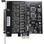 VScom 400i PCIex, 4-портовая плата RS-422/485 на шину PCI Express