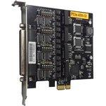 VScom 400i-Si PCIex, 4-портовая плата RS-422/485 на шину PCI ...