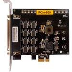VScom 800 PCIex, 8-портовая плата RS-232 на шину PCI Express