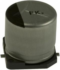 Фото 1/5 EEEFK0J152P, SMD эл-лит 6.3V 1500uF /10*10.2/105°C