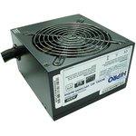 Блок питания HIPRO HPC500W-Active, 500Вт, 120мм, черный, retail