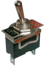 KN3(B)-101AAP-A1, Тумблер ON-OFF (15A 250VAC) SPST 2P