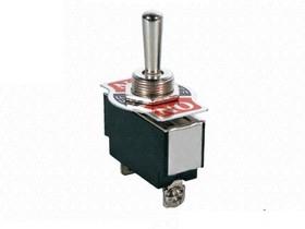 KN3(B)-103A-A3, Тумблер ON-OFF-ON (10A 250VAC) SPST 3P