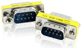 GC-CV204, Переходник COM RS-232 DB9M / DB9M Greenconnect