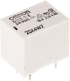 G5LE1EDC24, Power Relay 24VDC 16A SPDT(22.5x16.5x19)mm THT