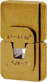 """Матрица серии """"5"""" для втулочных наконечников 70 мм2 (трапеция)"""