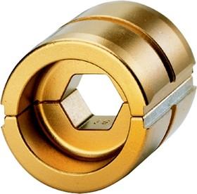 """Матрица серии """"13"""" для трубч. медных DIN наконечников 120 мм2 (шестигранник, широкий обжим)"""