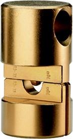 """Матрица серии """"25"""" для трубч. медных F-типа наконечников 150 мм2 (вдавливание)"""