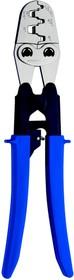K28 Пресс-клещи для втулочных наконечников (10 - 50 мм2, трапеция, храп.мех.)