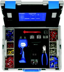 KKEK50ML Пластиковый бокс для инструментов KLAUKE-Micro 357 х 305 х 95 мм