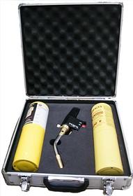 ZAH-65D KIT Набор, Газовая горелка+ 2 баллона MAPP, кейс