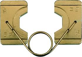 """Матрица серии """"18"""" для трубч. медных облегч. наконечников 240 мм2 (шестигранник)"""