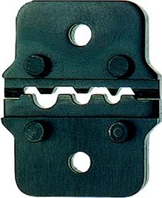 """Матрица серии 50"""" для медн. трубчатых наконечников 0,75-2,5 мм2 (вдавливание)"""