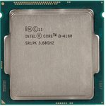 Процессор INTEL Core i3 4160, LGA 1150 OEM
