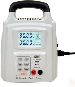 Фото 1/3 PS3010HB, Источник питания + автомобильное зарядное устройство, 0-30V-10A