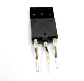 2SD1555 формованные выводы, Транзистор NPN с обратным диодом, 800В 5А 50Вт [TO-3PML]
