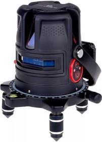 Фото 1/2 Построитель лазерных плоскостей (лазерный уровень) ADA PROLiner 4V Set (построитель, штатив (Elevation 16A), дополнительные секции к штативу