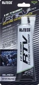 87408C00, Герметик прокладок высокотемпературный силиконовый 85гр (ЧЕРНЫЙ)