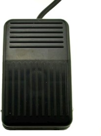 MKYDT1-1P, Кнопка-педаль 250V 10A (Корпус - пластик)