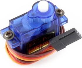 SG90 analog servo, Сервомотор аналоговый 1.8кг.см 180°