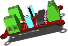 RDC1-0018, Регулятор мощности на симисторе и микросхеме К1182ПМ1Р. 220В, 40А.