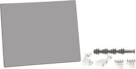 1SL0259A00, Metal mounting plate size