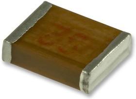 MC18FD221J-F, Конденсатора, РЧ, высокочастотный, 220 пФ, 500 В, Серия MC, ± 5%, 125 °C, 1812 [4532 Метрический]
