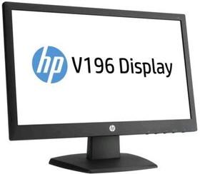 """Монитор ЖК HP ProDisplay V196 18.5"""", черный [m7f91aa]"""