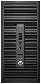 Компьютер HP ProDesk 600 G2, Intel Core i5 6500, DDR4 4Гб, 500Гб, Intel HD Graphics 530, DVD-RW, Windows 7 Professional (P1G51EA)