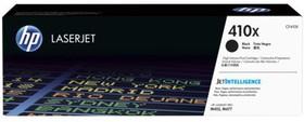 Картридж HP 410X CF410X, черный