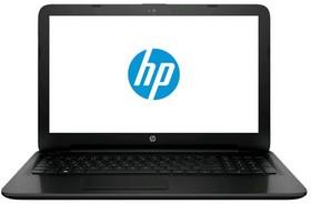 "Ноутбук HP 15-ac131ur, 15.6"", Intel Core i7 4510U, 2ГГц, 4Гб, 500Гб, AMD Radeon R5 M330 - 2048 Мб, Windows 10, черный [p0g34ea]"