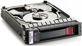 """Жесткий диск HPE 1x450Gb SAS 15K 737392-B21 3.5"""""""