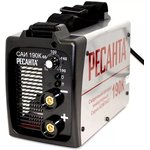 САИ 190К, Сварочный аппарат компакт,154В-242В, макс.5,5кВт ...