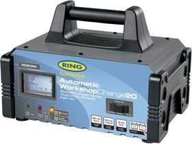 Фото 1/2 RECB320, Пуско-зарядное устройство 12В для АКБ емкостью 20-225Ач