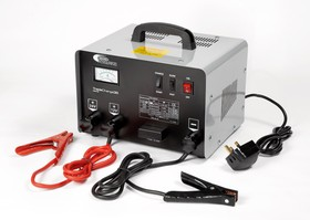 RCBT35, Пуско-зарядное устройство 12В-24В для АКБ емкостью 30 - 400 Ач