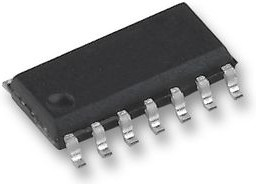 PIC16LF1503T-I/SL, Микроконтроллер 8-bit PIC RISC 3.5KB Flash 3.3V [SOIC-14]