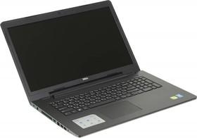 """Ноутбук DELL Inspiron 5758, 17.3"""", Intel Core i3 5005U, 2ГГц, 4Гб, 1000Гб, nVidia GeForce 920M - 2048 Мб, DVD-RW, Ubuntu (5758-1523)"""