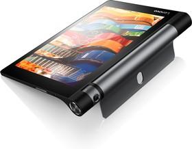 Планшет LENOVO Yoga Tablet 3 YT3-X50, 1GB, 16GB, 3G, 4G, Android 5.1 черный [za0k0006ru]