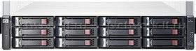 Дисковый массив HPE MSA 1040 x12 3.5 SAS RAID 2x (K2Q90A)