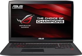 """Ноутбук ASUS G751JY-T7397T, 17.3"""", Intel Core i7 4750HQ, 2ГГц, 24Гб, 2Тб, 256Гб SSD, nVidia GeForce GTX 980M - 4096 (90NB06F1-M07070)"""