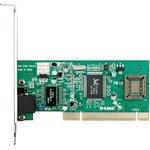 Сетевой адаптер Gigabit Ethernet D-LINK DGE-530T PCI