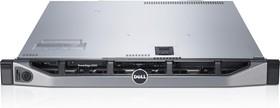 "Сервер Dell PowerEdge R320 1xE5-2420v2 1x8Gb 2RLVRD x8 2.5"" RW H710 iD7En 1G 2P 1x350W 3Y NBD (210-A [210-accx-90]"