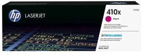 Картридж HP 410X CF413X, пурпурный
