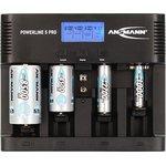 Ansmann Powerline 5 Pro, Устройство зарядное с ЖК дисплеем для АА/ААА/C/D,крона Ni-Mh/Ni-Cd