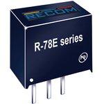 R-78E12-0.5, DC/DC преобразователь, вход 15-28В, выход 12В/500мА