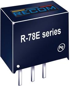 Фото 1/3 R-78E12-0.5, Module DC-DC 24VIN 1-OUT 12V 0.5A 3-Pin SIP Module Tube