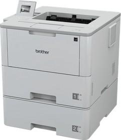 HLL6400DWTR1, Принтер HL-L6400DWT белый, лазерный, A4, монохромный, ч.б. 50 стр/мин, печать 1200x1200, лоток 520+5