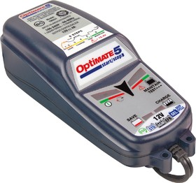 Фото 1/2 tm220 OptiMate 5 4А Start-Stop, Устройство зарядное для свинцовых аккумуляторов 12В 4А
