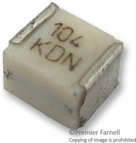 LDEDB3100KA0N00, Cap Film 0.1uF 63V PEN 10% (3.3 X 2.5 X 2.1mm) Stacked 125°C Automotive T/R